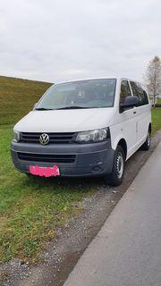 VW Bus Caravelle T5
