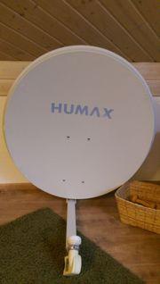 Humax 90 Pro SAT Antenne