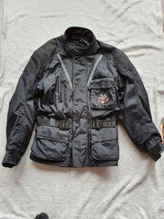 Textil-Motorradjacke Gr M