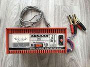 Auto-Batterieladegerät 6 12V 4A Absaar