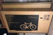 Original E-Bike Van Moof Versandkarton