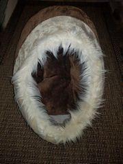 Hundebett Kuschelhöhle wie neu Versand
