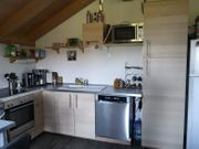 Küche Kieferdekor 2 Jahre alt