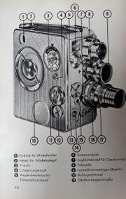 NIZO 8mm FILMKAMERA