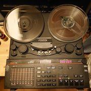 FOSTEX R8 8-Spur Bandmaschine mit