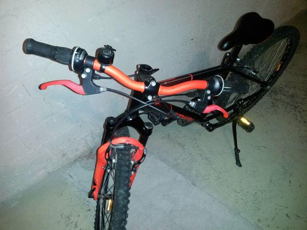 B Twin jungen mountainbike