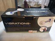 Vibrations-Hantel 2kg Neu in OVP