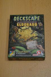 Deckscape Das Geheimnis von Eldorado