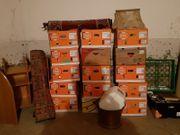 Hausauflösung 16 große Kartons Flohmarktsachen