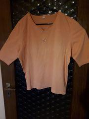 T-Shirt Gr 48 aprikot