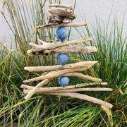 NEU Gartendeko aus Treibholz mit
