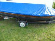 Gondel Motorboot 6PS