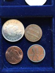 Diverse Münzen
