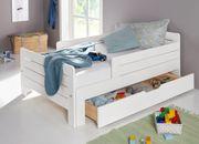 NEU Funktions-Bett 90x140 - 90x200 ausziehbar
