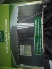 Faltpavillon Seitenteile 2 Stück nur