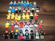 Verschiedene Lego Männchen