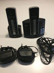 DECT Schnurlostelefon AEG TARA205-3