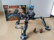 Lego Ninjago Nyas Wasserwalker 70611