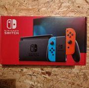 Nintendo Switch NEU OVP
