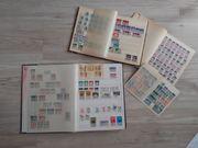 Briefmarken Bücher - 3 Stück plus