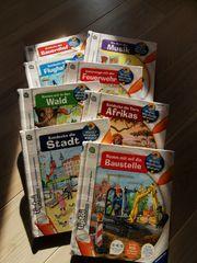 TipToi Bücher Stifte Spiel-Geschwister-Set