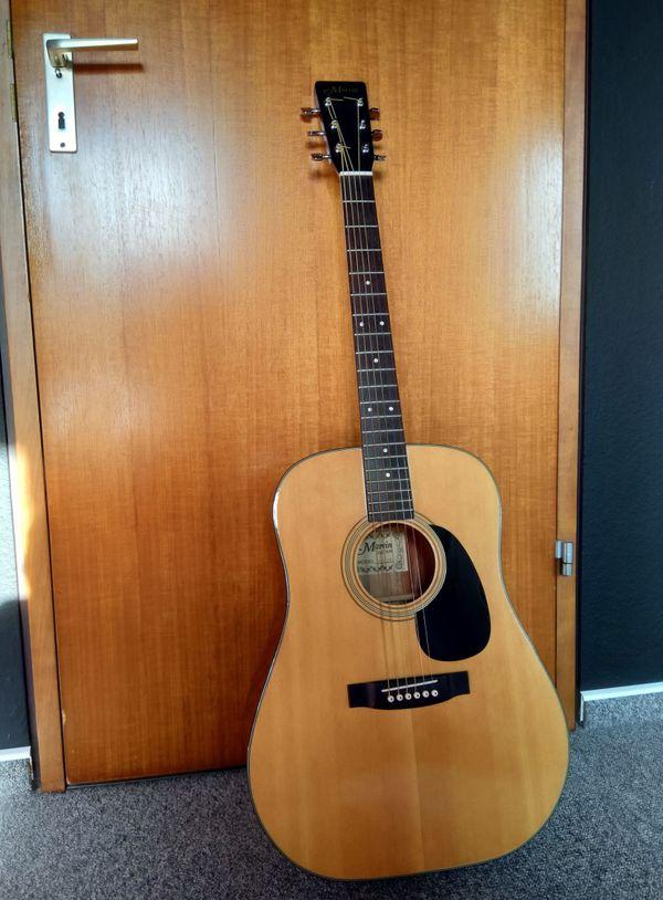 Western-Gitarre Marvin MJ320