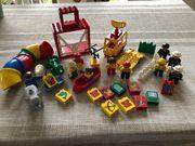 Lego Duplo Set mit Figuren