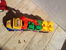 Kinder Sandfahrzeuge Spielfahrzeuge Radlader und: Kleinanzeigen aus Freising Lerchenfeld - Rubrik Sonstiges Kinderspielzeug