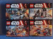 LEGO Star Wars 75131 75132