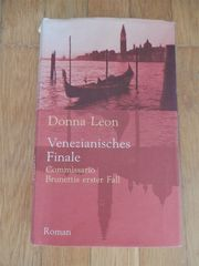 Donna Leon Venezianisches Finale Commissario