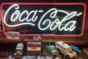 Original 1960er Vintage Coca Cola