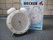 Wecker analog