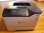 Lexmark MS621dn Profi Laserdrucker mit
