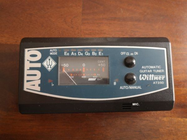 Automatic Guitar Tuner Wittner AT