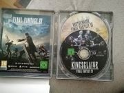 kingsglaive final fantasy XV Blu-ray