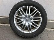 4x Honda-Alufelgen - 17 Zoll - CR-V
