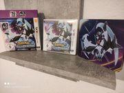 Pokemon Ultra Mond Fan-Edition Steelbox