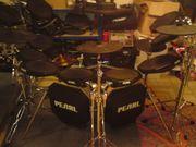 Doublebassmonster E-Drum aus den 90er