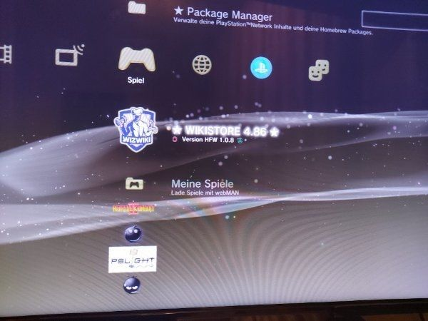 Playstation 3 Jailbreak WiKistore Freestore