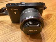 Nikon 1 J3 Model Zoom
