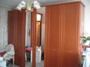 Kleiderschrank Kora 300 cm Massivholz