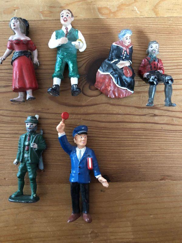 LGB Gartenbahn Figuren Schaffner Jäger