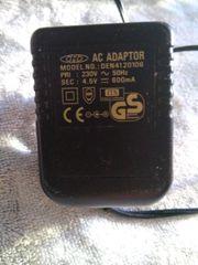 Ladegerät netzteil Adapter 4 5