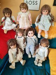 Wernicke Puppen
