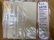 10 x 100 Stück Blanko-Schildchen