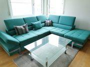 Couchgarnitur inklusive Tisch