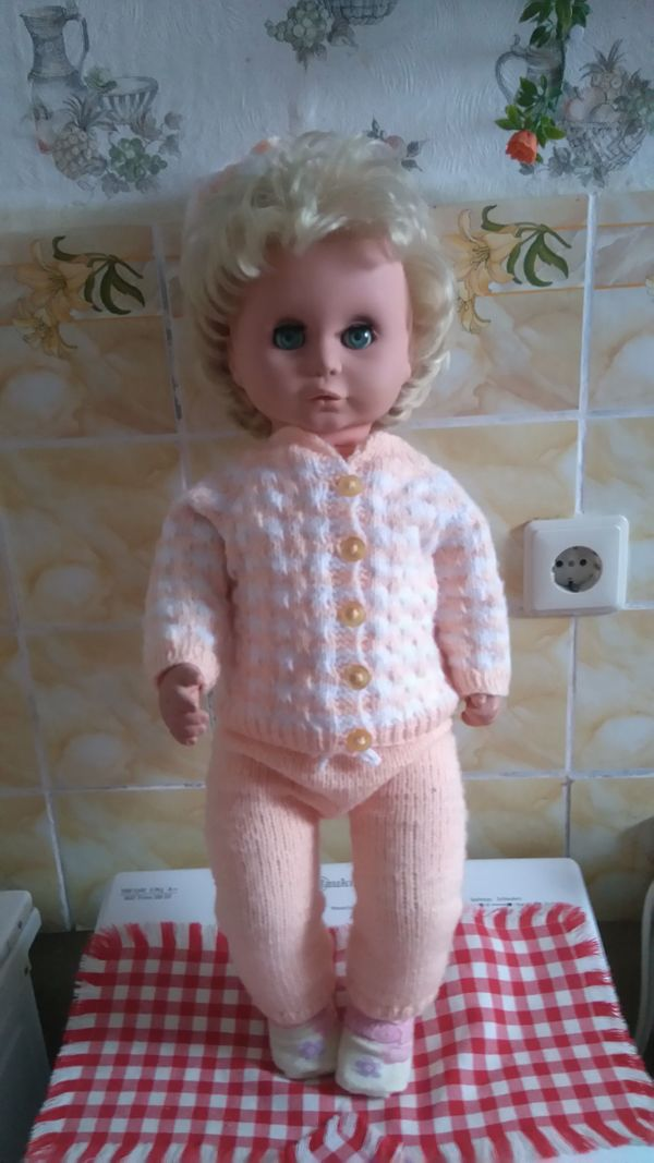 Sammler Konvolut DDR-Puppen