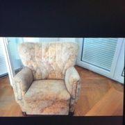 2 sehr gut erhalten Sessel