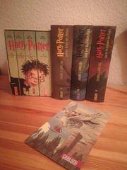 Alle Teile von Harry Potter