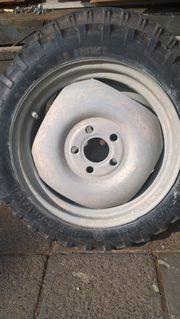 AS Front Reifen 4 00